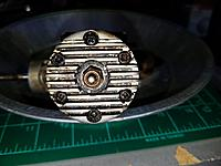 Name: 20190702_144750 (Copy).jpg Views: 3 Size: 87.4 KB Description: Rounded out Phillips head screws, glued in with old castor oil, were a challenge to remove.