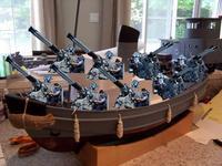 Name: Horrible Harry Battle Tug.jpg Views: 175 Size: 111.7 KB Description: Harry likes guns on his boats...