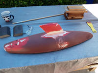 Name: res045.jpg Views: 63 Size: 96.4 KB Description: The dimpled sides needed more Bondo but finely came around to something I could live with.
