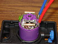 "Name: Blizzard Speed Gems 10 Triple 001.jpg Views: 189 Size: 71.0 KB Description: Straight tubes soldered to brush ""housings""."