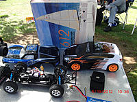 Name: res1009.jpg Views: 40 Size: 265.5 KB Description: My two vehicles from Hobby King.