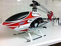 Name: TTR50SE.jpg Views: 43 Size: 202.0 KB Description: Sold- Thunder Tiger Raptor 50 Titan SE