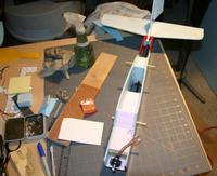 Name: bb_f_10.jpg Views: 296 Size: 28.1 KB Description: Fuselage complete, tail hot glued to fuselage