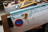 Name: 09_filler_glue_prep.jpg Views: 270 Size: 81.2 KB Description: 09 - Glue filler strip to wing panel...