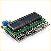 Name: 1602_LCD_Kybd_shield.jpg Views: 208 Size: 62.9 KB Description: 1602 Liquid Crystal Display and Keyboard