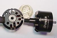 Name: 08_housing_off_bottom.jpg Views: 115 Size: 358.5 KB Description: Base plate drilled and tapped for 3mm screws in 16mm x 19mm pattern
