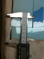 Name: IMG_0420.jpg Views: 193 Size: 94.0 KB Description: Flip the wing over and mark the rod measurement.