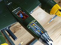 Name: battery and wiring.jpg Views: 111 Size: 163.7 KB Description: V2 has nice space with great access for electronics and wires. MUCH improved over V1.  Guns now show signs of use.