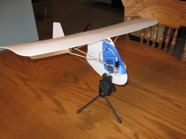 Simple Ultralight Motor Glider Von Jim Hatch Free Model