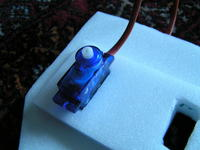 Name: PICT0002.jpg Views: 184 Size: 68.1 KB Description: The 9g Hexatronic Servos are embaded into Depron. and then into the canopy...