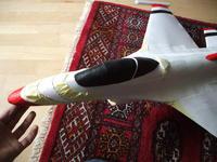 Name: DSCF3454.jpg Views: 184 Size: 100.8 KB Description: The nose...