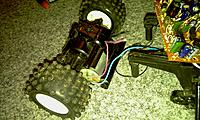 Name: IMAG0834.jpg Views: 130 Size: 313.1 KB Description: ...old receiver! and rear gear box is detached ...