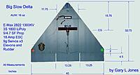 Name: Big Slow Delta Main Measurments.jpg Views: 20 Size: 84.9 KB Description: