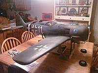 Name: CIMG0051 (2).jpg Views: 150 Size: 86.2 KB Description: Paint and decals done.