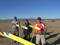 Name: 2012 F3B 006.jpg Views: 96 Size: 219.5 KB Description: Team Delta Mike Murphy Paul Sherman Dan Scegiel