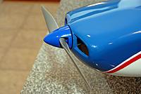"Name: HK-Slick-004.jpg Views: 155 Size: 80.9 KB Description: Close up of the 2"" Dubro spinner.  Using the HK motor."