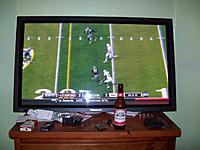 Name: Picture 786.jpg Views: 94 Size: 157.1 KB Description: College Football and my Bud !!!!!     He he he
