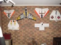 Name: Wall-o-wings..jpg Views: 169 Size: 96.7 KB Description: Vertical storage