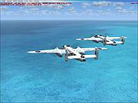 Name: B-25s over the Florida Keys.jpg