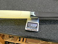 Name: DSCN0291.jpg Views: 113 Size: 275.5 KB Description: Our 500mm long pod weighed in.... Light!