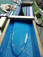 Name: Photo2250.jpg Views: 72 Size: 148.4 KB Description: Gel coat layers.