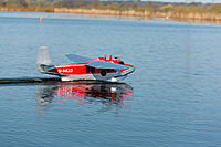 Name: 20120328 Flying at Longham Lakes 0091.jpg Views: 128 Size: 64.7 KB Description: The Sealand is easy to get off from water, but smooth splash and gos are a challenge