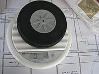 Name: IMG_1130.jpg Views: 294 Size: 162.9 KB Description: World Models wheel. Plastic hub, solid foam tyre.