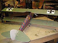 Name: martys pfalz 2.jpg Views: 143 Size: 79.9 KB Description: martys conversion of  Tiger Moth into a German Pfalz