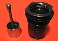 Name: 049 cylinder lightened shortened piston.jpg Views: 54 Size: 16.2 KB Description: Dual bypass, dual boost (one each side), lightened piston, SPI