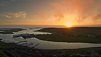 Name: Scalloway Sunset.jpg