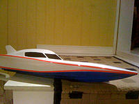 """Name: Wing1.jpg Views: 46 Size: 250.3 KB Description: How it came stock........twin 380 brushed drive with """"vector"""" steering"""
