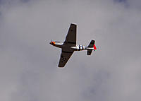 Name: Ross' Mustang in air 2.jpg