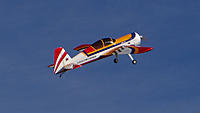 Name: Jack's Yak 54 in flight 3.jpg Views: 60 Size: 83.9 KB Description: Jack's Aeroworks Yak 54 looks great against the blue sky.
