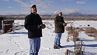 Name: Ross and Pat.jpg Views: 91 Size: 195.8 KB Description: The flight line was under about an inch of snow.