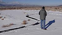 Name: Katana on skis 1.jpg Views: 74 Size: 192.2 KB Description: The Katana leaves ski marks behind as she leaves the runway.