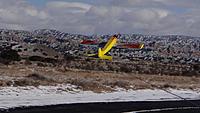 Name: Skyraider Mach II 2.jpg Views: 74 Size: 212.2 KB Description: The Skyraider jumps off the runway.