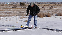 Name: Ross and P-51.jpg Views: 69 Size: 266.7 KB Description: Ross finds a clear spot on the runway for takeoff.