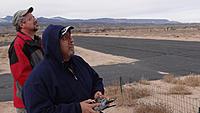 Name: Reuben flying.jpg Views: 61 Size: 185.0 KB Description: Reuben at the sticks guiding the GWS Slow Stick