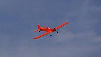 Name: DSC03753.jpg Views: 56 Size: 103.2 KB Description: I like the way an orange plane looks against a blue sky.