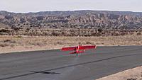 Name: DSC03764.jpg Views: 52 Size: 180.3 KB Description: Ray's Fazer taking off.