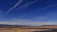 Name: DSC03993.jpg Views: 50 Size: 142.7 KB Description: Contrails against a blue sky.