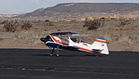 Name: DSC03914.jpg Views: 62 Size: 194.6 KB Description: The Pitts turns off the runway.