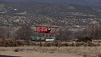 Name: DSC04174.jpg Views: 61 Size: 214.5 KB Description: Ross brings in the biplane for a soft touchdown.