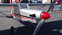 Name: DSC04530.jpg Views: 53 Size: 114.6 KB Description: The turbo-prop was replaced with a brushless electric.