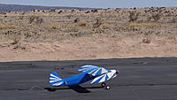 Name: DSC04560.jpg Views: 52 Size: 225.1 KB Description: Alfredo's little cub readies for take off.