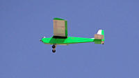 Name: DSC05524.jpg Views: 42 Size: 173.2 KB Description: Green is very visible against a blue sky!