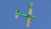 Name: DSC05541.jpg Views: 49 Size: 165.3 KB Description: Rob brings the Telemaster past on a slow fly-by.