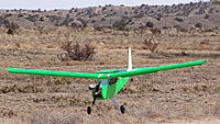 Name: DSC05550.jpg Views: 34 Size: 160.6 KB Description: Rob brings her down for a nice landing.