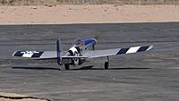 Name: DSC05641.jpg Views: 36 Size: 235.3 KB Description: The P-51 taxis out.