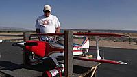 Name: DSC05451.jpg Views: 40 Size: 245.1 KB Description: Art has an envious look for Ross's biplane.